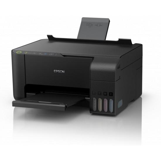 Multifunctional inkjet color A4 Epson EcoTank CISS L3150