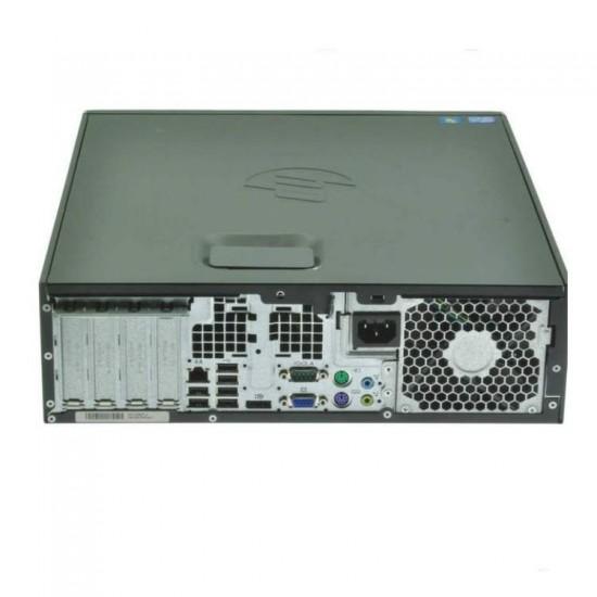 Calculator HP 8200 Elite Intel Core i5 2400 3100 Mhz RAM 4 GB Hard Disk 250 GB DVD