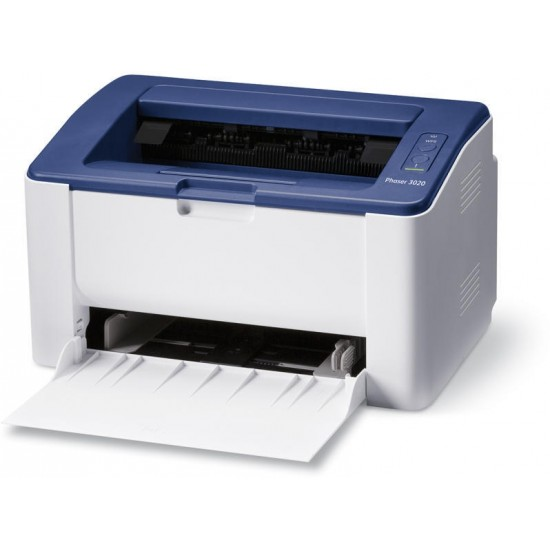 Imprimanta laser monocrom Xerox Phaser 3020, Wireless, A4