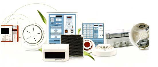 Instalatiile de detectare, semnalizare si avertizare la incendiu (IDSAI)